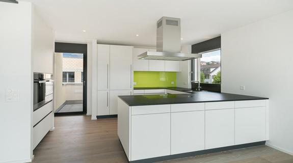 Sennhauser AG - Stolz auf Holz - Küchen